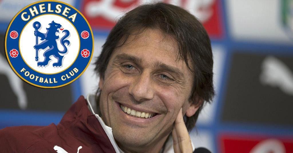 Chelsea a Antonio Conte