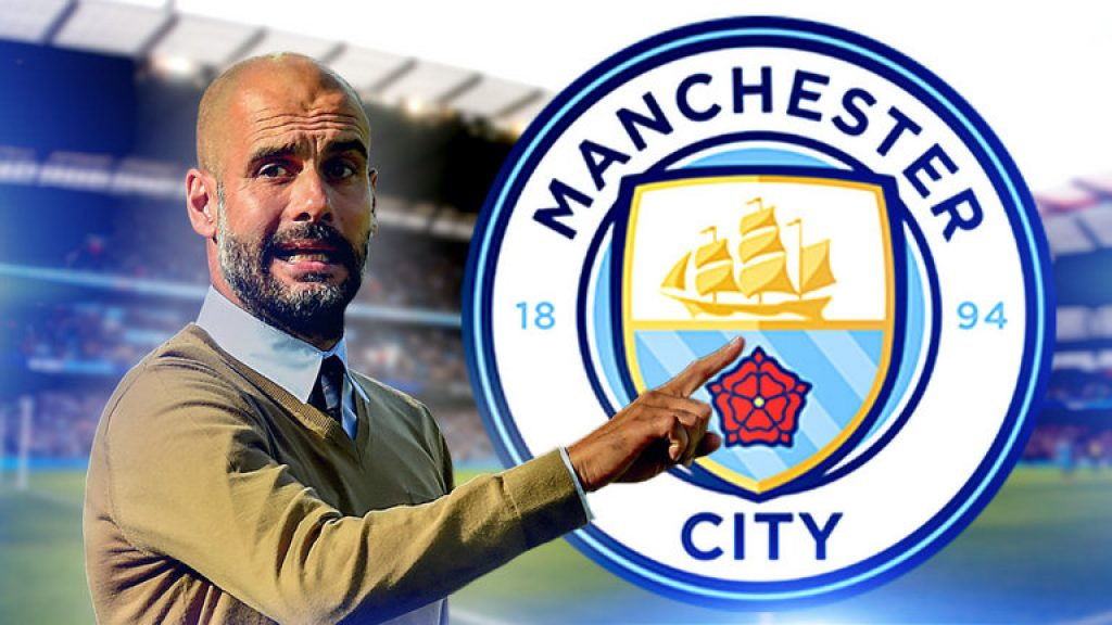 Manchester City a Pep Guardiola